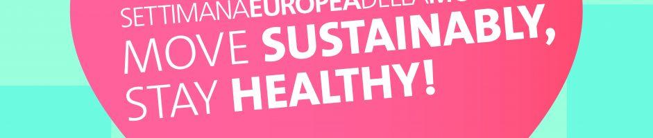 20^ edizione SETTIMANA EUROPEA DELLA MOBILITÀ  16-22 SETTEMBRE 2021